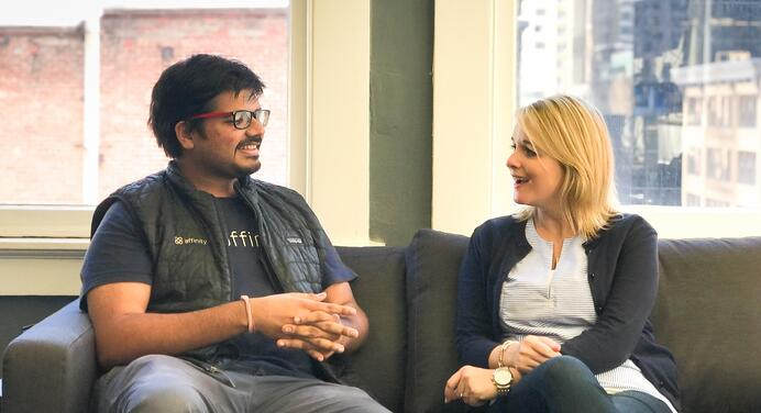 How 8VC manages thousands of new relationships every month with Affinity