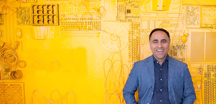 From Rugs to Riches: The Story of Silicon Valley's Most Unlikely VC