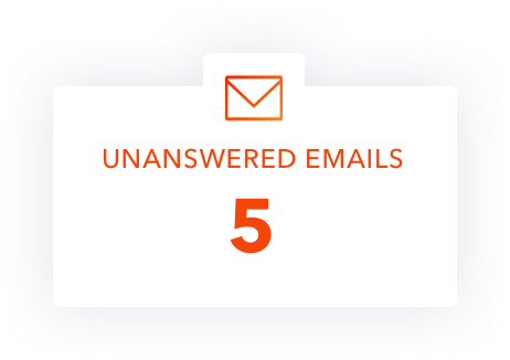 Unanswered Emails