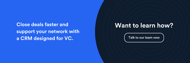 CRM for VC