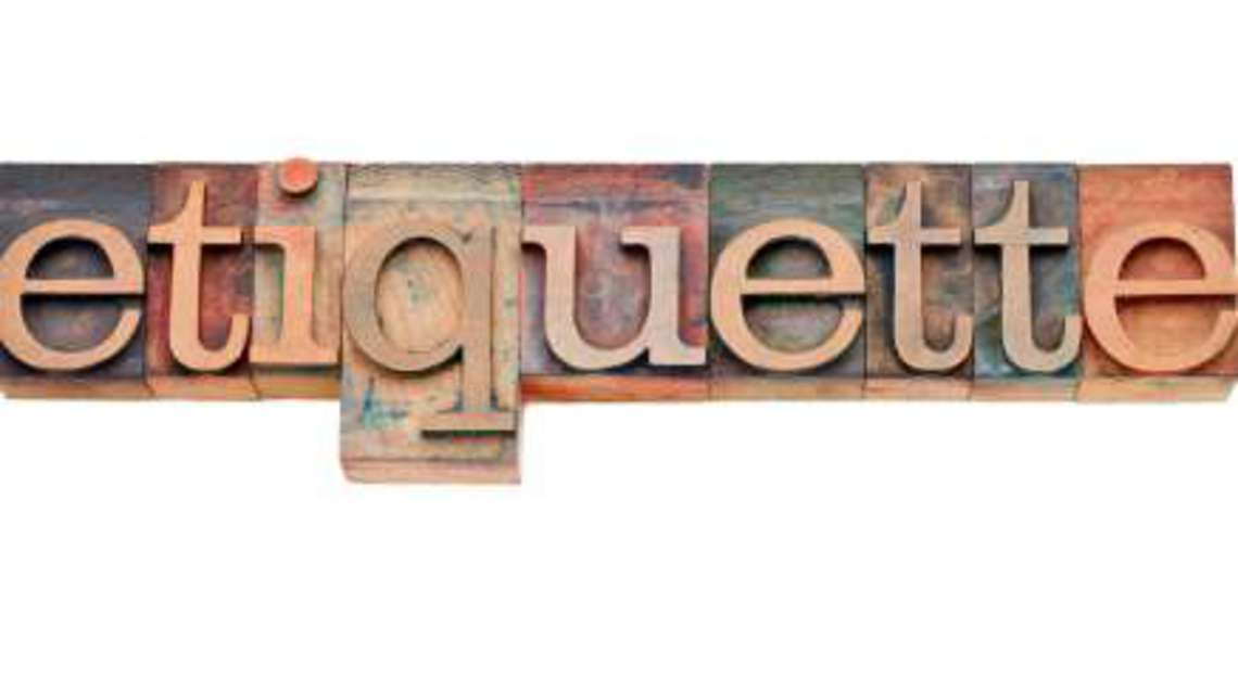 4 Etiquette Rules of Email Prospecting