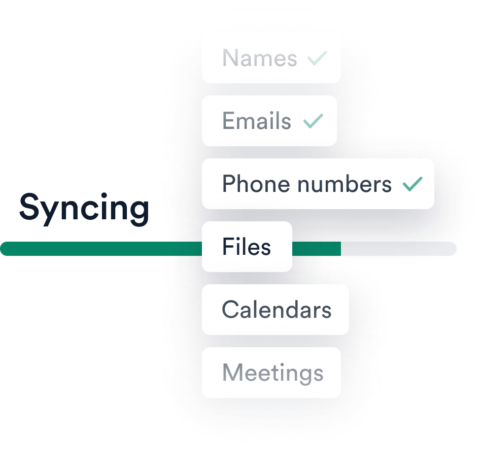 Automation_ Syncing contacts