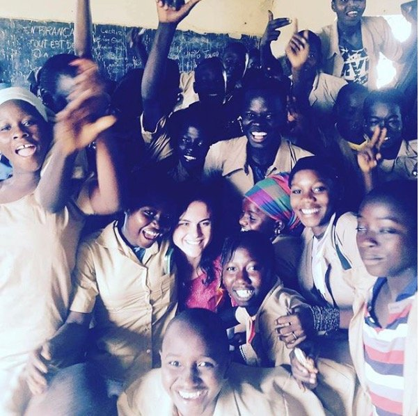 A Peace Corps Volunteer Reflects On The Power of Relationships