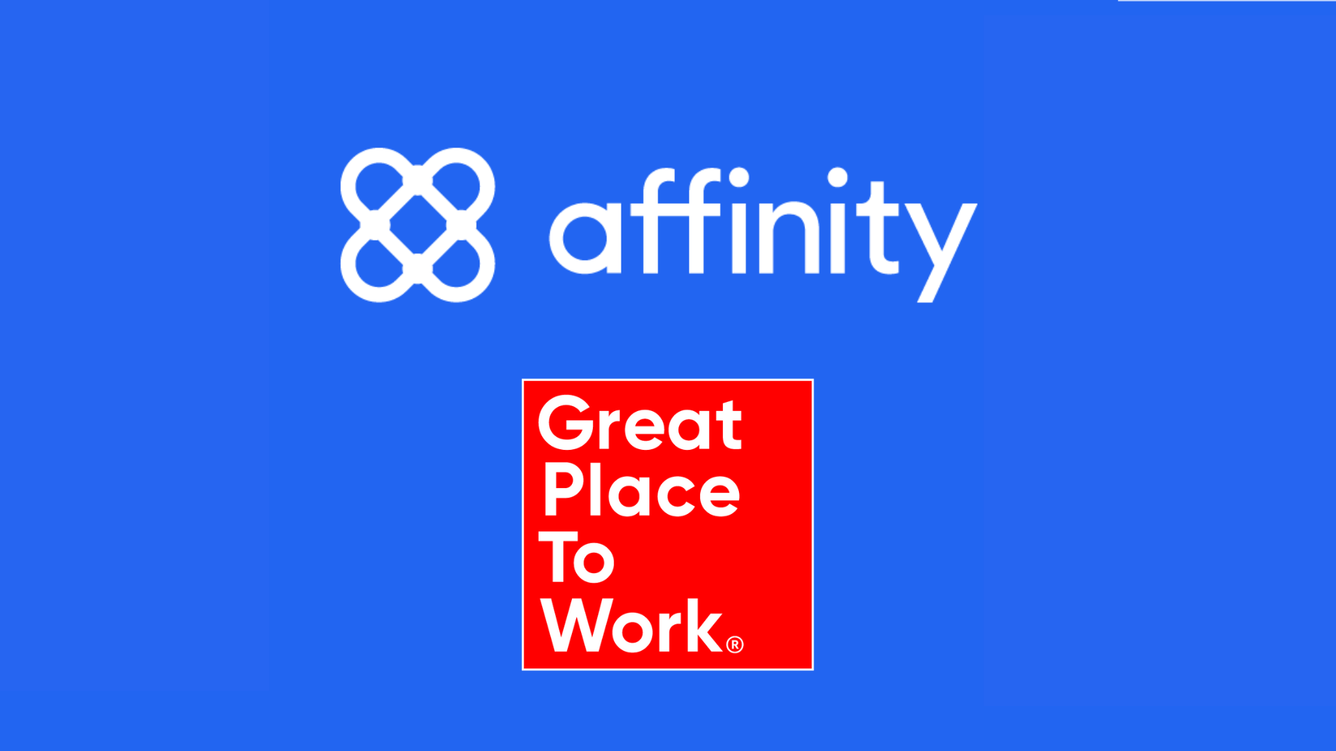 Affinity named in Fortune 2021 Best Workplaces in the Bay Area